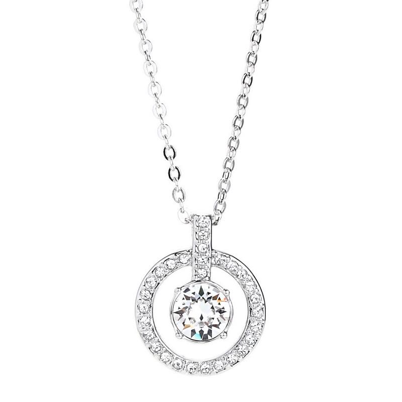 Swarovski 施华洛世奇 女士Lavender环形项链 1039065