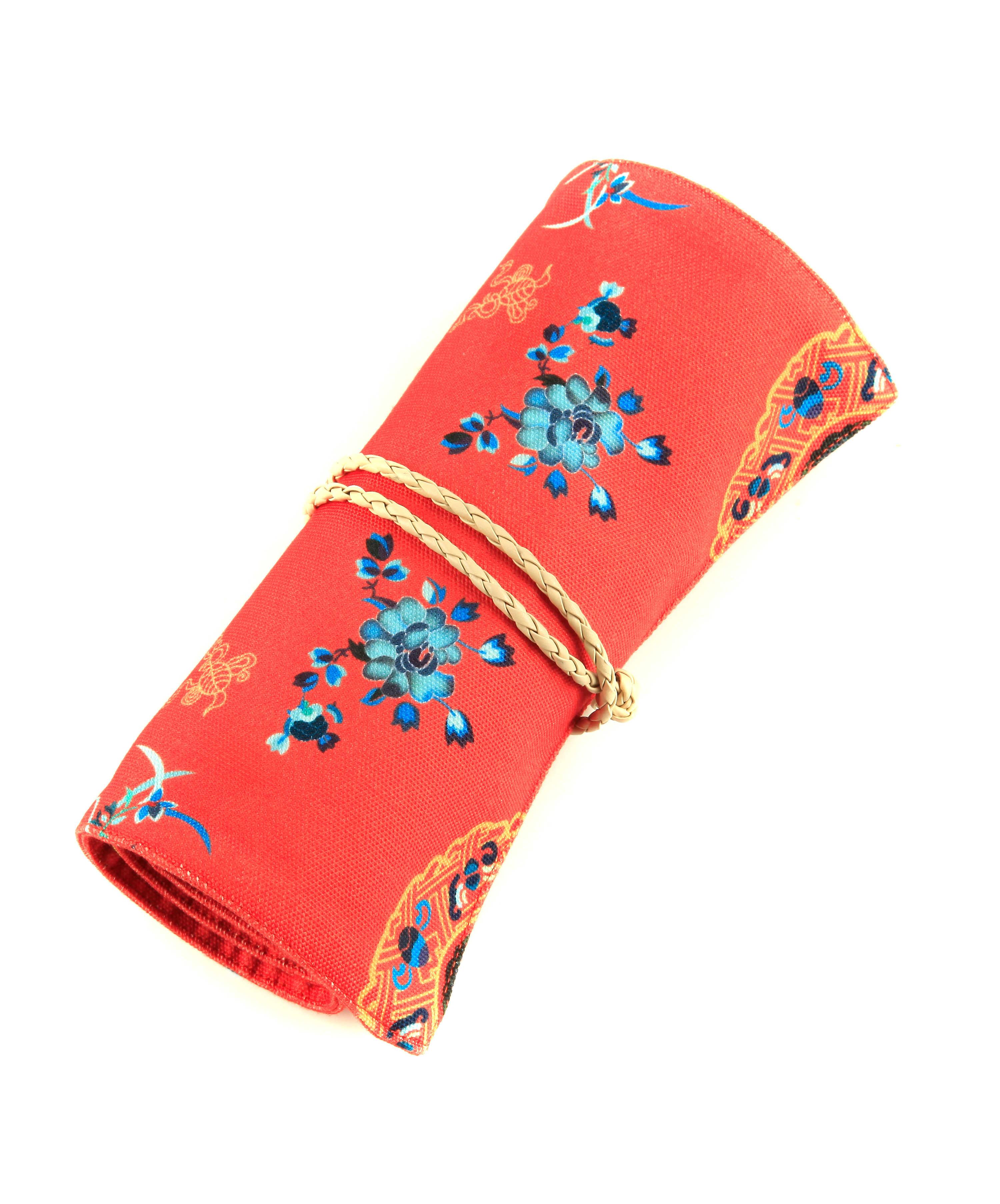 故宫宫廷文化|玩闹智造 布艺卷笔袋