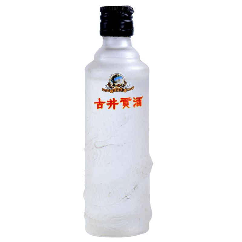 陈年老酒 古井贡 龙韵瓶 2006年 38度 50ml*1瓶