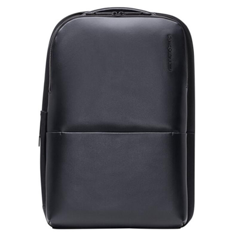 Samsonite新秀丽 I83轻奢皮 质商务15寸电脑包旅行双背包