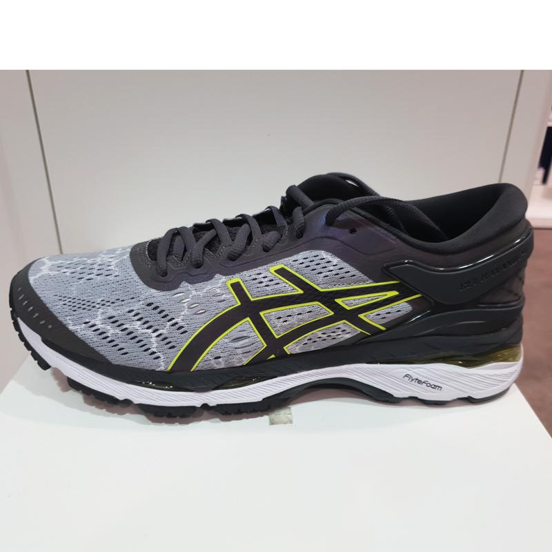 亚瑟士男鞋 18夏季新款 专业稳定跑鞋透气跑步鞋耐磨运动鞋男 GEL-KAYANO 24 LITE-SHOW9695