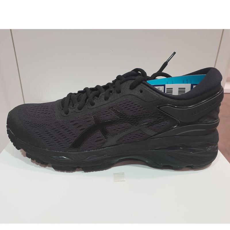 亚瑟士(Asics)GEL-KAYANO 24男款运动缓冲稳定跑步鞋T749N-9090黑色