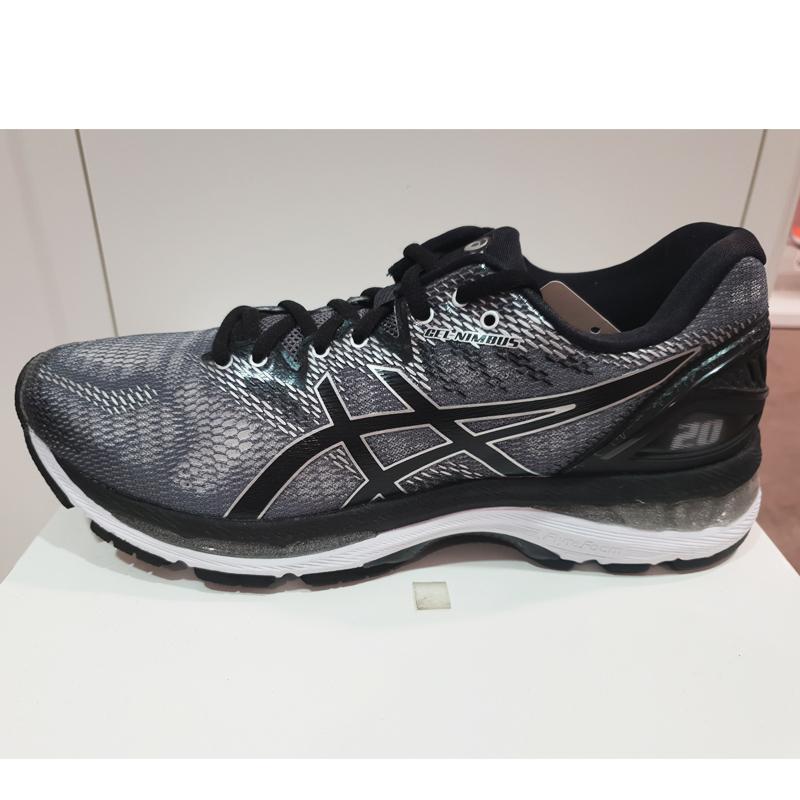 亚瑟士男鞋 夏季新款 GEL-NIMBUS 20 专业缓冲跑鞋透气跑步鞋运动鞋男9790