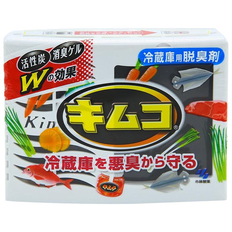 小林制药KOBAYASHI 冰箱除臭活性炭 113g 3盒装