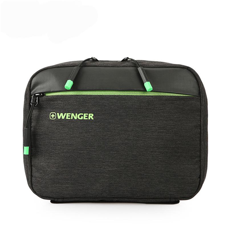 Wenger黑色配件包