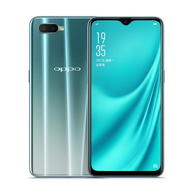 【OPPO官方旗舰店】OPPO R15x 6G+128G 光感屏幕指纹全网通4G手机