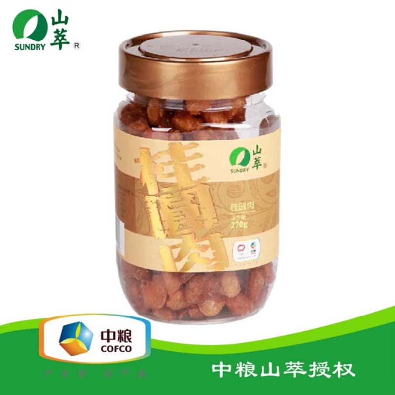 中粮山萃桂圆肉(桂圆干)270g