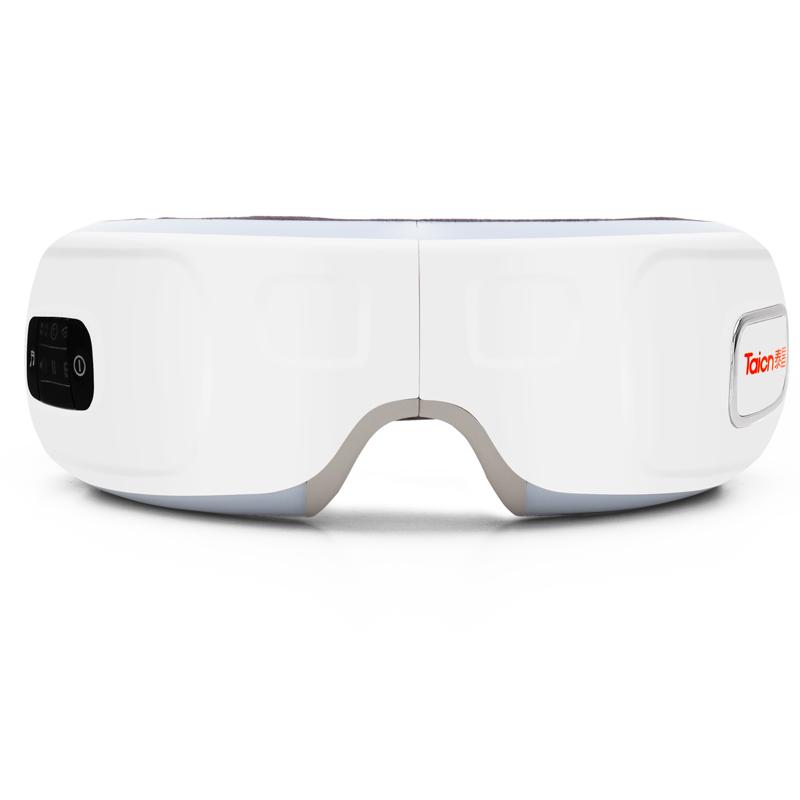 泰昌 眼部按摩器 TC-H352护眼仪 热敷眼保仪 便携眼罩 白色