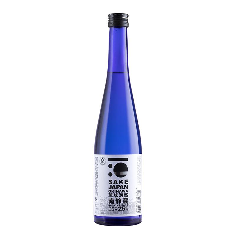 南静藏泡盛酒(蒸馏酒)500mL 25%