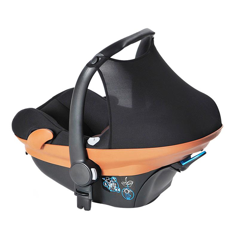 Pouch 新生儿提篮式安全座椅 Q17