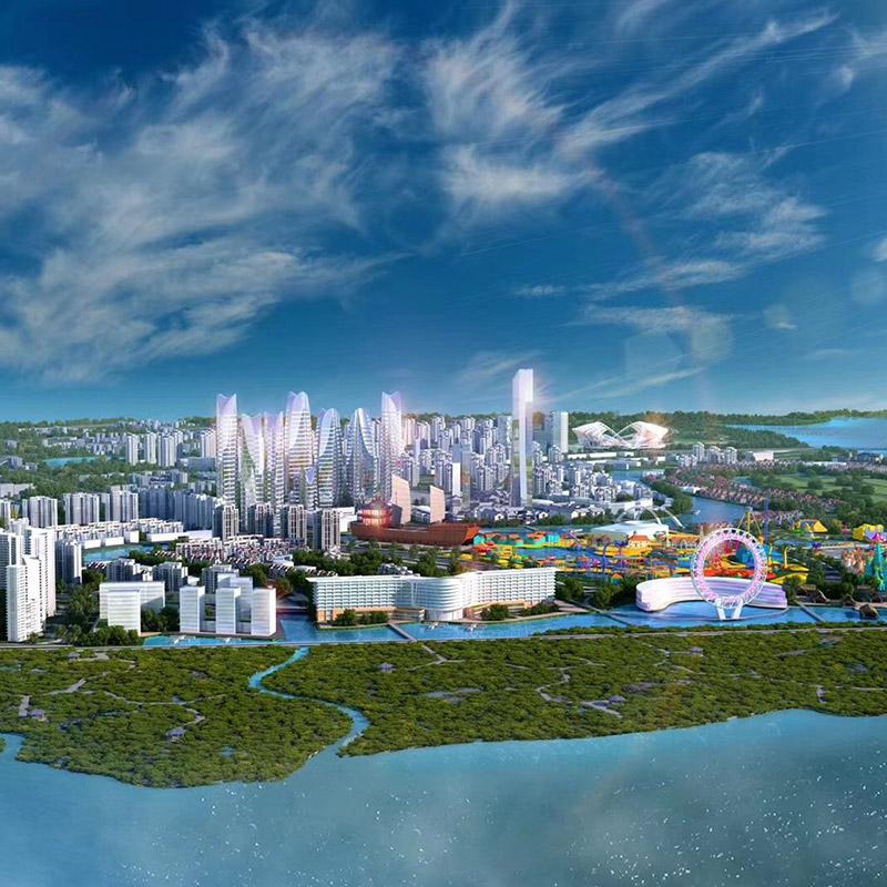 中信国安北海第一城 高层