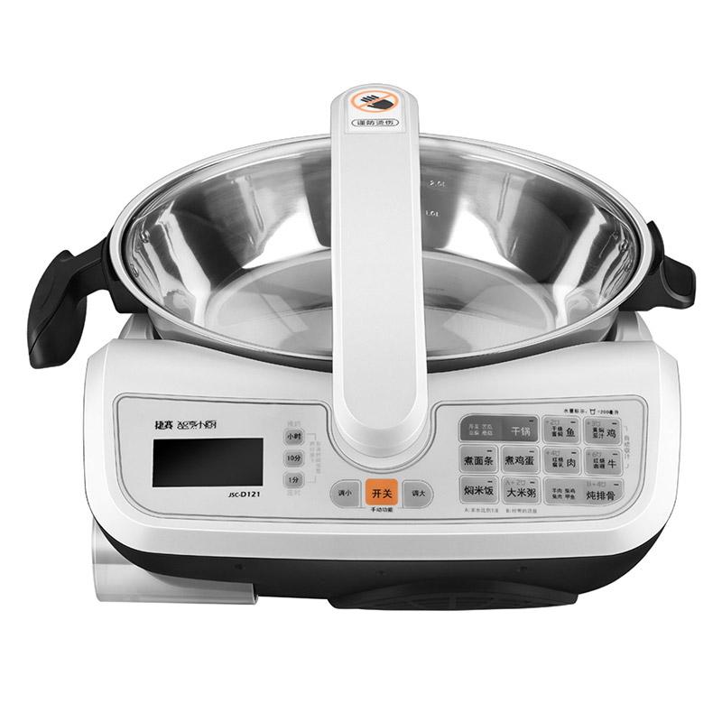 捷赛全自动烹饪锅智能电炒锅炒菜机器人JSC-D121