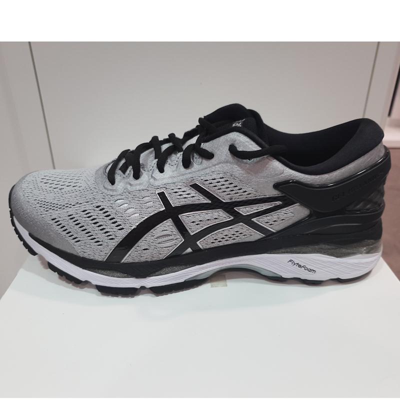 亚瑟士男鞋 18夏季新款 专业稳定跑鞋透气跑步鞋耐磨运动鞋男 GEL-KAYANO 24 4E 9390
