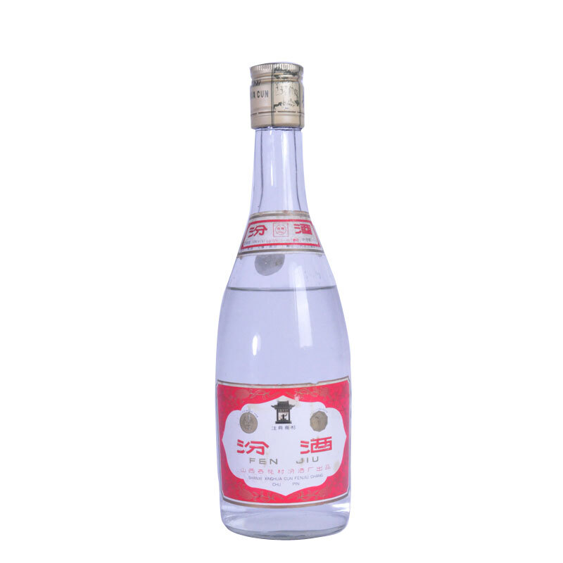 陈年老酒 汾酒(大盖)90年代早期 53度 500ml