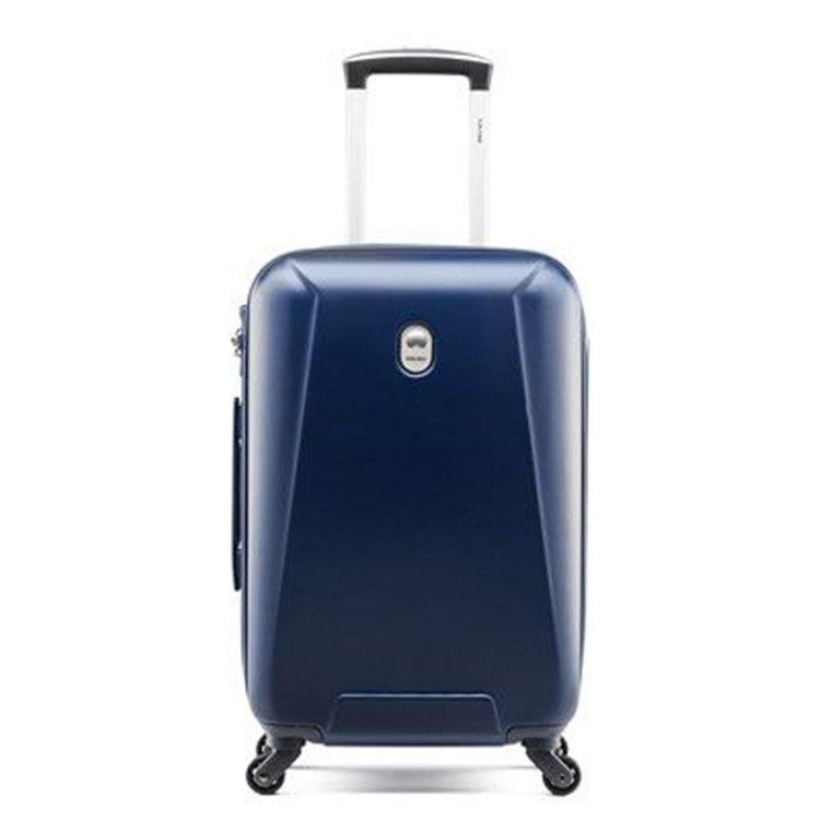 DELSEY 法国大使 全球联保 STARDUST星尘系列商务家用多功能拉杆箱 可登机行李箱 20寸003579801