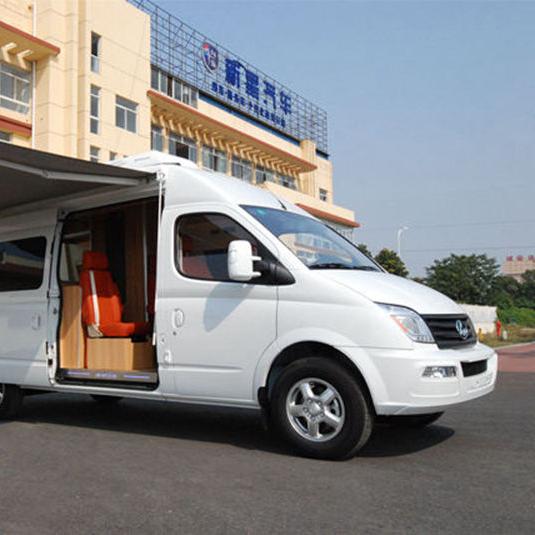 新星通途系列B型房车—长轴版(租赁版 B600)