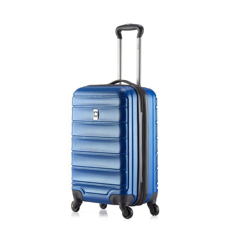 DELSEY法国大使 新款木纹设计可扩展家用商务多用途旅行拉杆箱20寸000625805