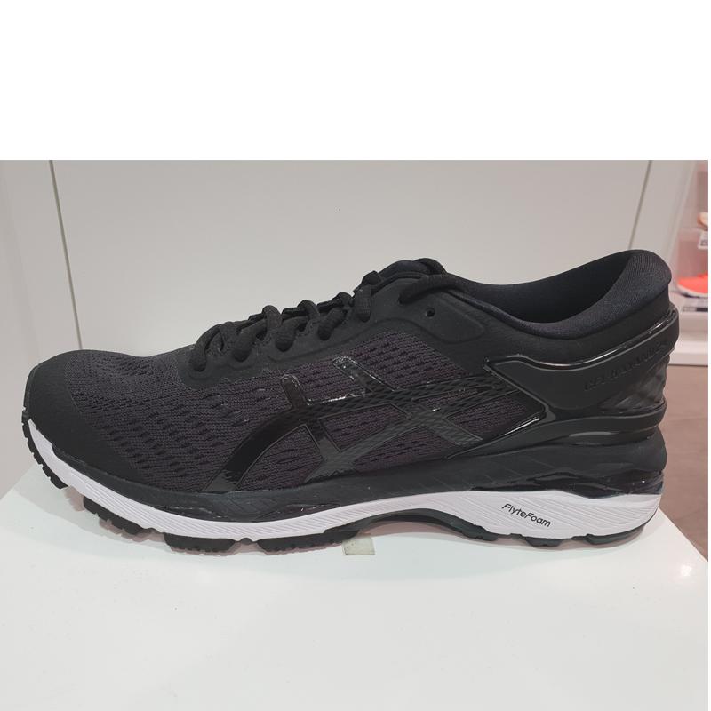 亚瑟士男鞋 18夏季新款 专业稳定跑鞋透气跑步鞋耐磨运动鞋男 GEL-KAYANO 24 9016