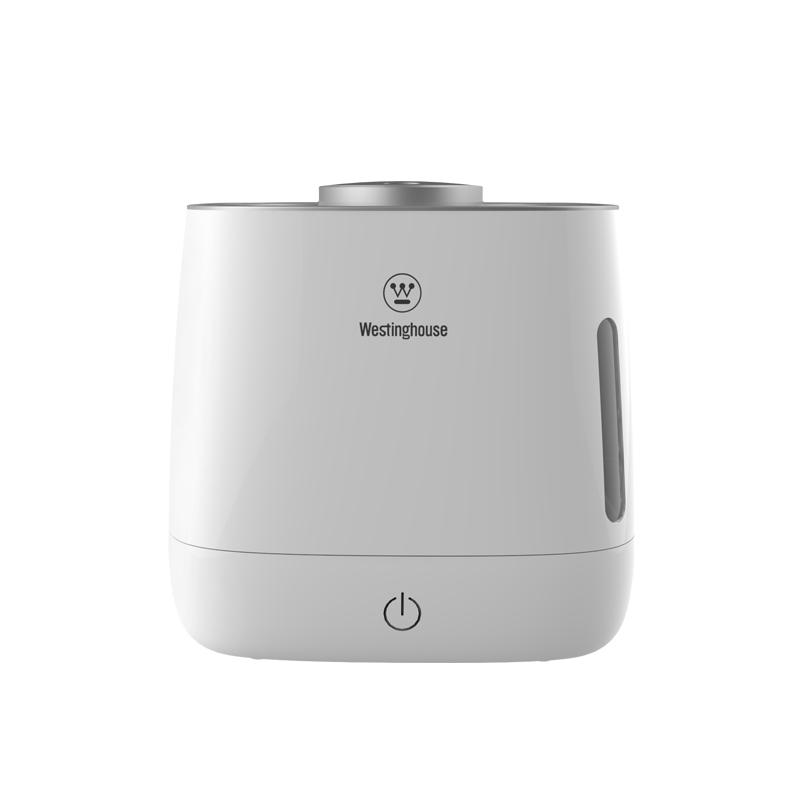 西屋(Westinghouse)加湿器 家用静音办公室卧室 便携式 便捷上加水 空气加湿 婴儿WHT-2550