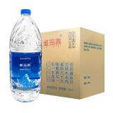 卓玛泉 西藏冰川天然弱碱性矿泉水 4L*4桶 整箱装 家庭装桶装水大桶饮用水 泡茶水,卓玛泉