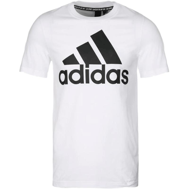 阿迪達斯 ADIDAS 男子 運動型格 MH BOS Tee 運動 T恤 DT9929 L碼