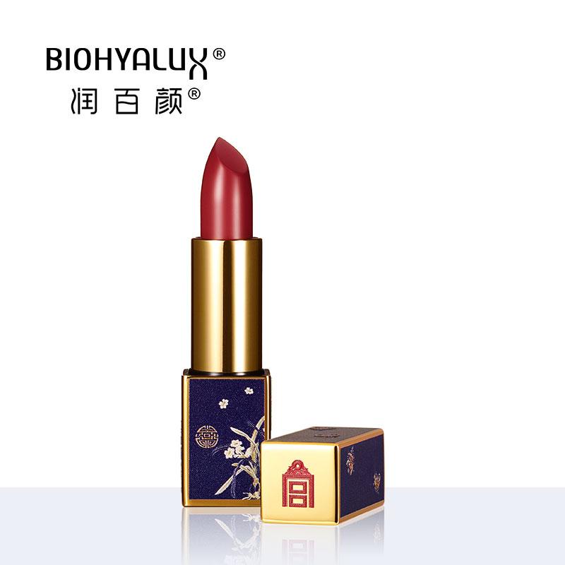 潤百顏故宮口紅豆沙色3.2g