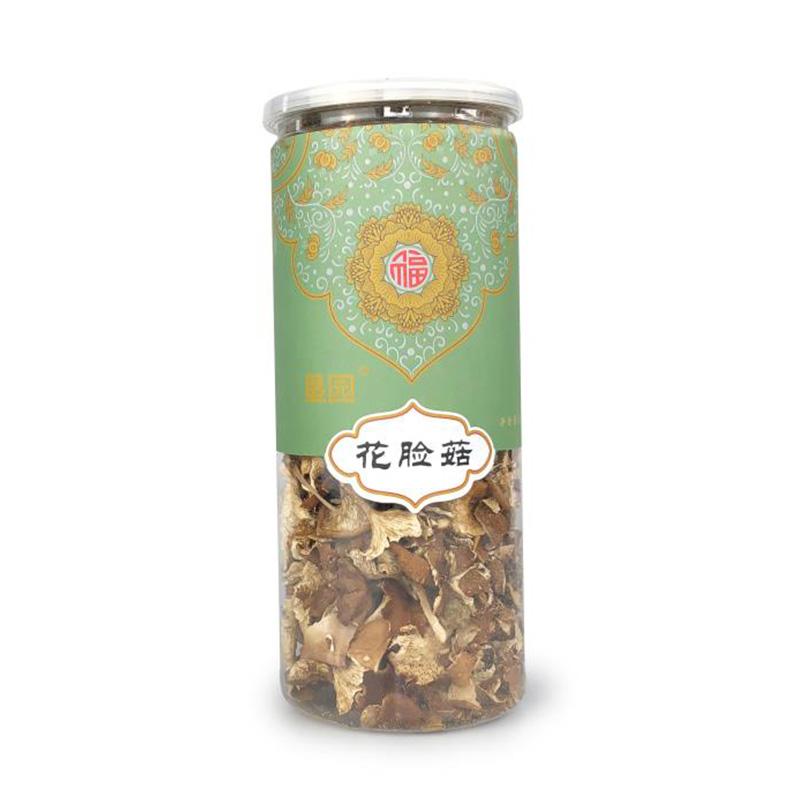 垦园 山珍菌菇 东北花脸菇 100g/罐 两罐