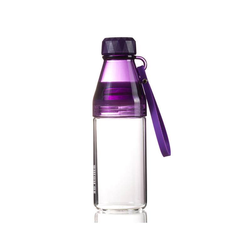 so.home華爾耐熱玻璃隨行杯(單只)C146-440