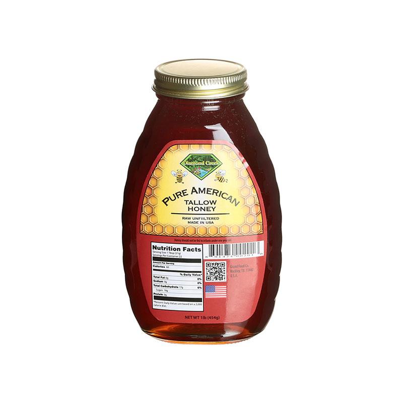 钻石小溪 美国乌桕蜂蜜 454g