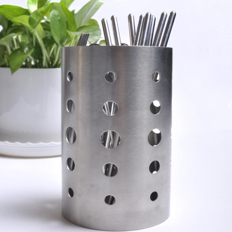 宜洁致优不锈钢厨具筒直径100mm,高166mm Y-9840