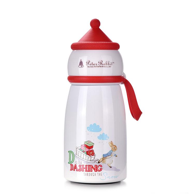 比得兔圣诞雪人保温杯PR-T879