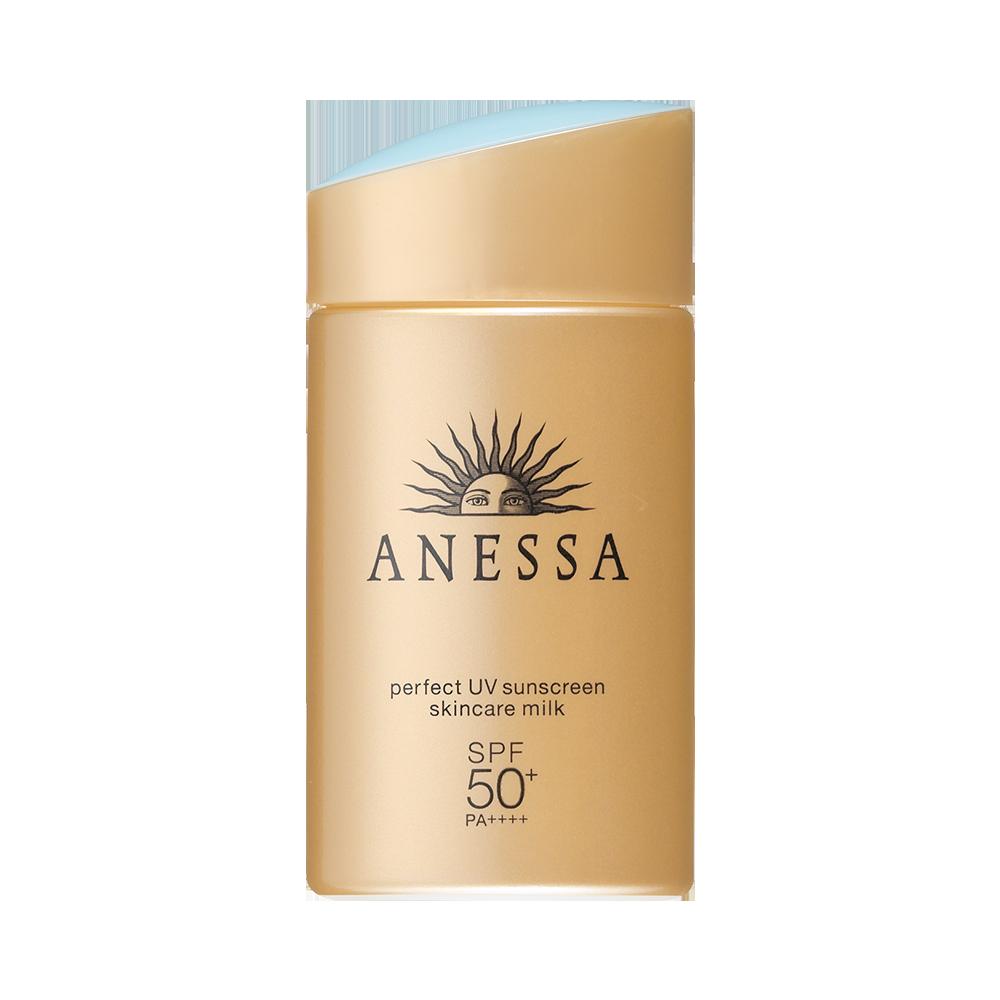 SHISEIDO 资生堂 ANESSA 安耐晒 金瓶清透防水防晒护肤乳 SPF50+・PA++++ 60ml