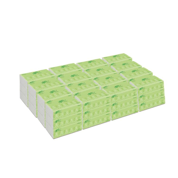 清风BR38AE抽纸2层200抽(1箱48包)