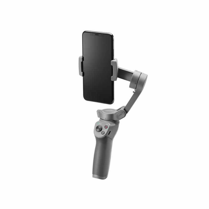 DJI 大疆 Osmo Mobile 3 灵眸手机云台 3 防抖可折叠手持稳定器