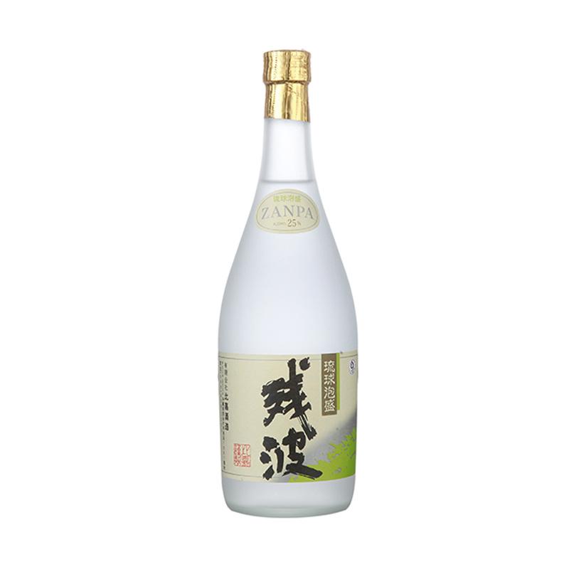 残波泡盛酒(蒸馏酒)-白