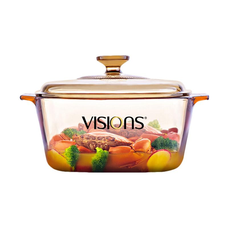 VISIONS晶彩透锅玻璃锅VS-3RV