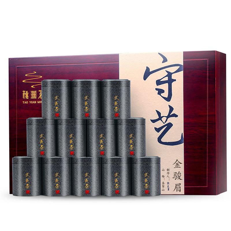 桃淵茗 守藝金駿眉禮盒 120g