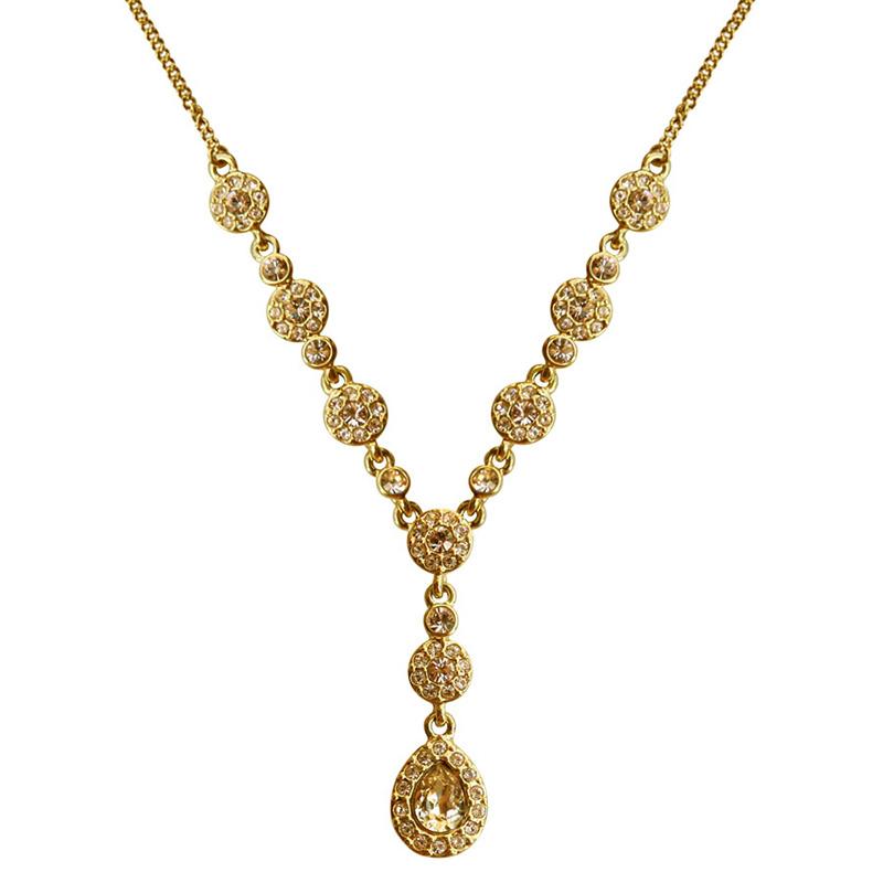 GIVENCHY 纪梵希 华贵系列金色女士项链 60380845-887
