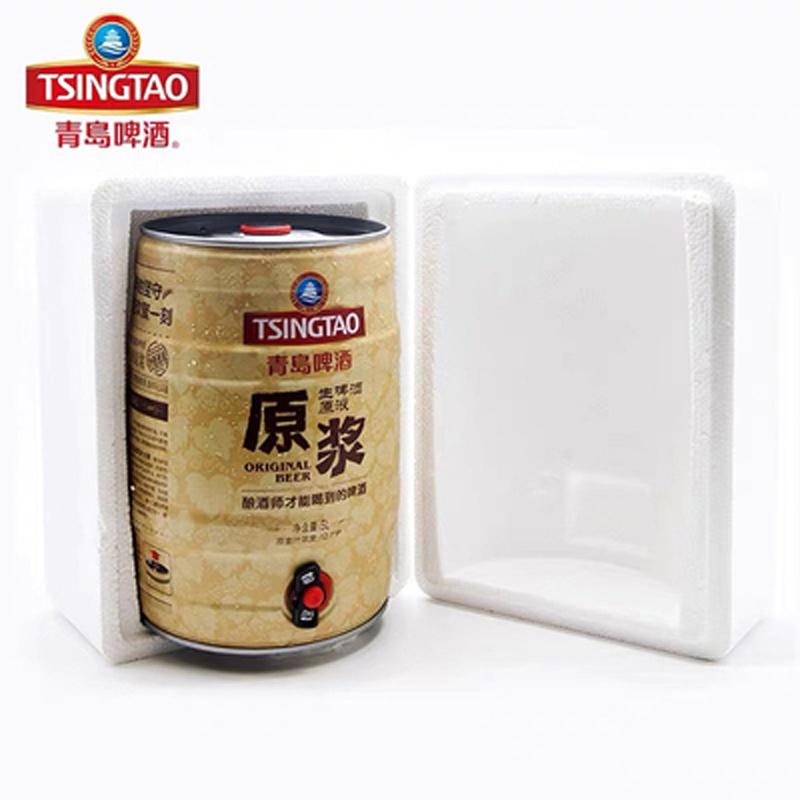 信農宜食 青島啤酒5L原漿