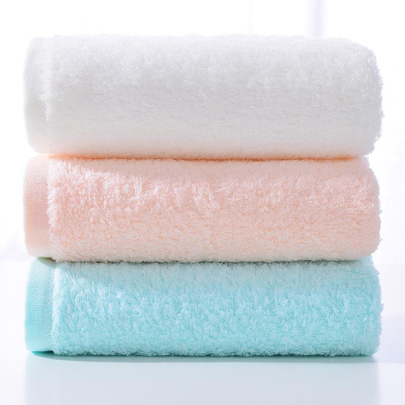 潔麗雅(Grace)純棉強吸水面巾套裝(三條裝)W0404