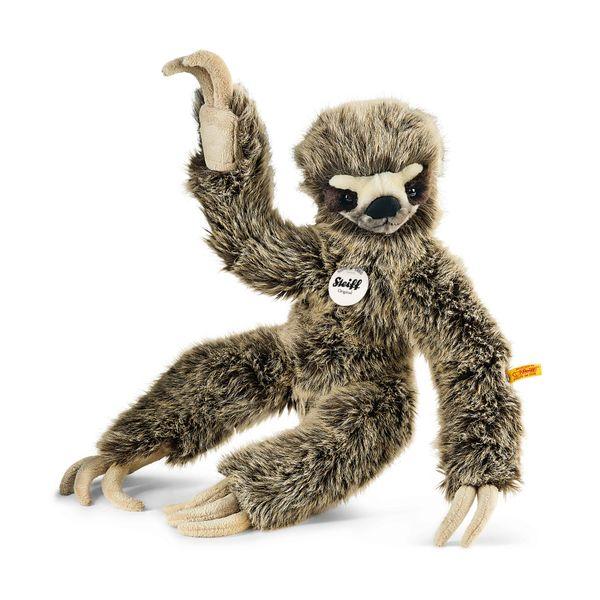 Steiff 史戴芙 Eric树懒 毛绒玩具 棕色 45cm 4001505056284