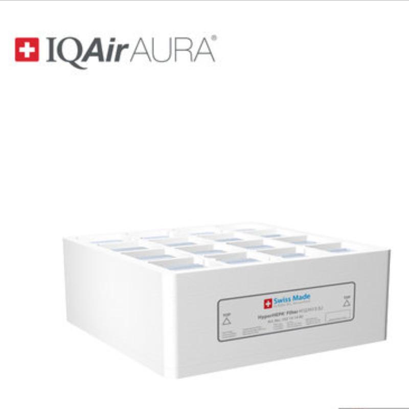IQAir AURA HealthPro HyperHEPA 空气净化器滤芯适用250/100/150