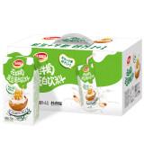 達利園 花生牛奶 植物蛋白飲料 核桃味 營養早餐奶 250ml*12盒 整箱裝(新老包裝隨機發貨),達利園
