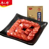 湖南特產臘腸 唐人神 熟食臘味 肉干肉脯 如意香腸廣式甜味臘腸200g 新老包裝隨機發貨,唐人神