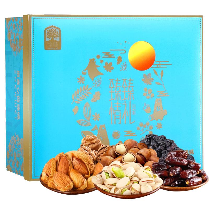 臻味-1.0398kg臻情臻禮+費列羅禮盒(特價)