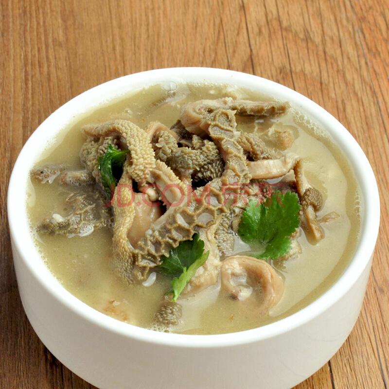内蒙古特产小吃 食乐康羊杂汤 羊杂碎原味200g,食乐康