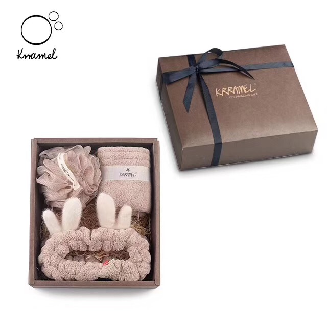 KRRAMEL(棵沐)系列礁石棕发带礼盒