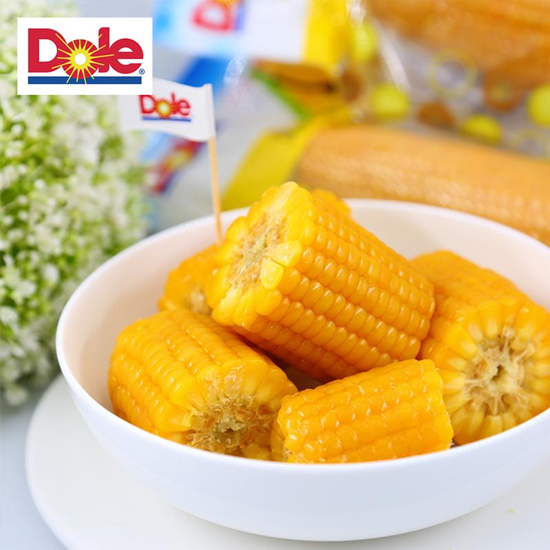 都樂Dole 非轉基因玉米黃糯玉米6根裝 單根重約200g