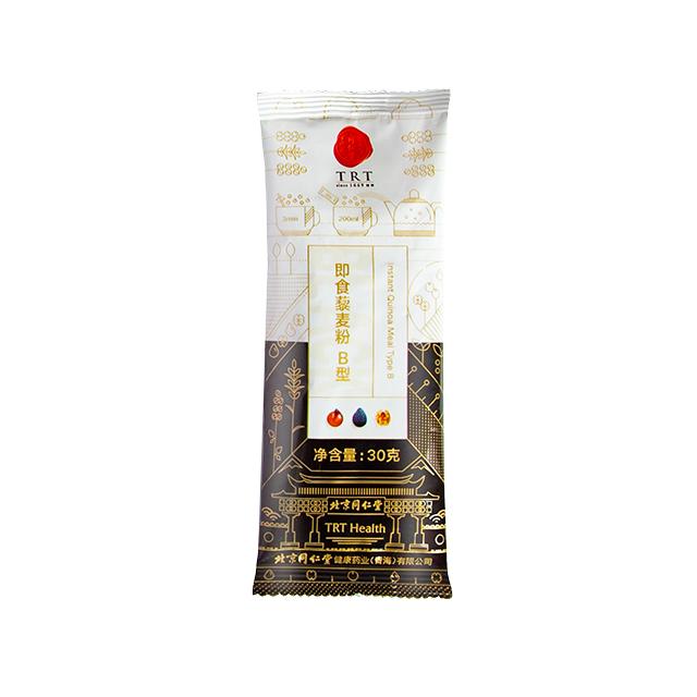 同仁堂即食藜麦粉B型礼盒210g*3