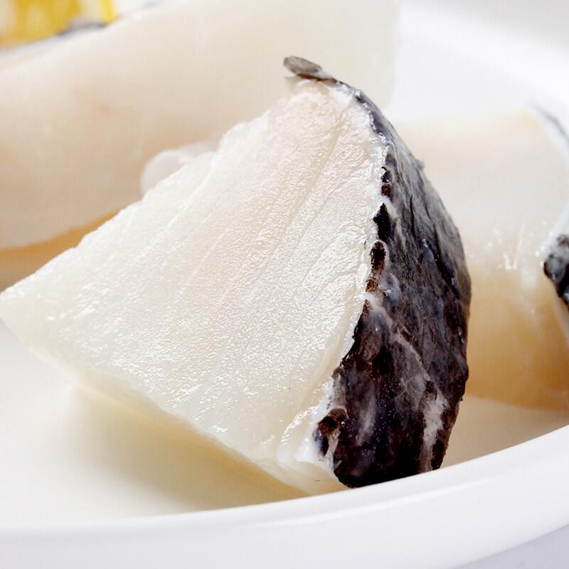 京觅 精切新西兰银鳕鱼(南极犬牙鱼) 320g 独立小袋装 宝宝辅食